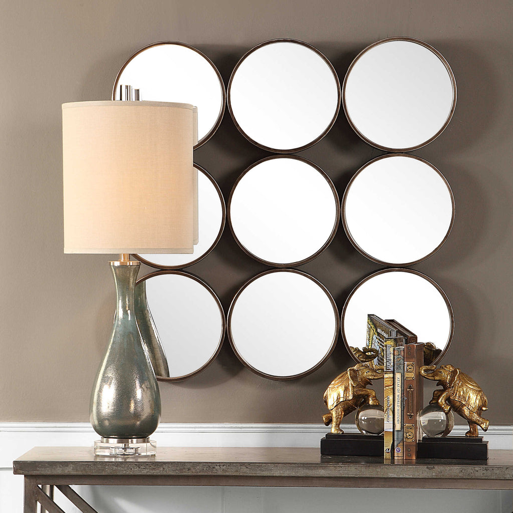 Devet Mirror Connected Mirrors - 36-in