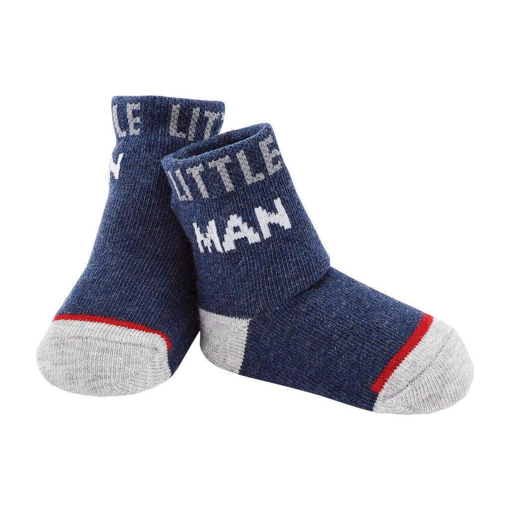 Infant Socks (0-12 Months) - Little Man