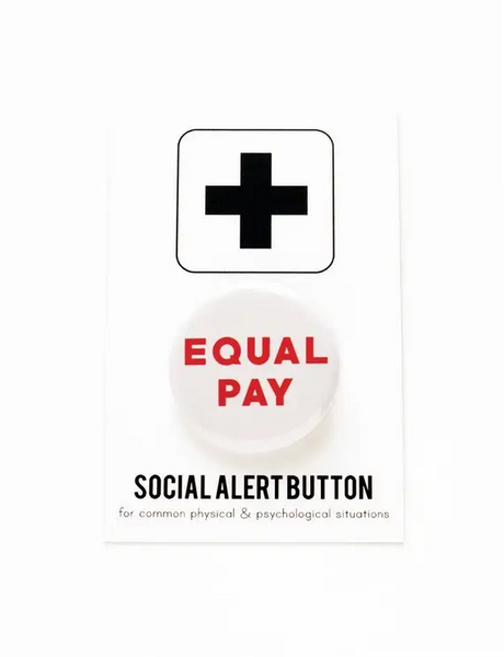 Equal Pay - Social Alert Button