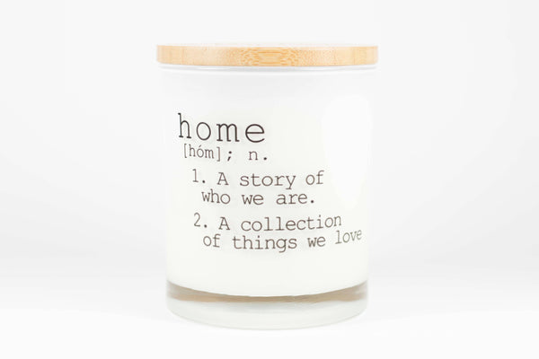 Unplug Soy Candles - Home Definition