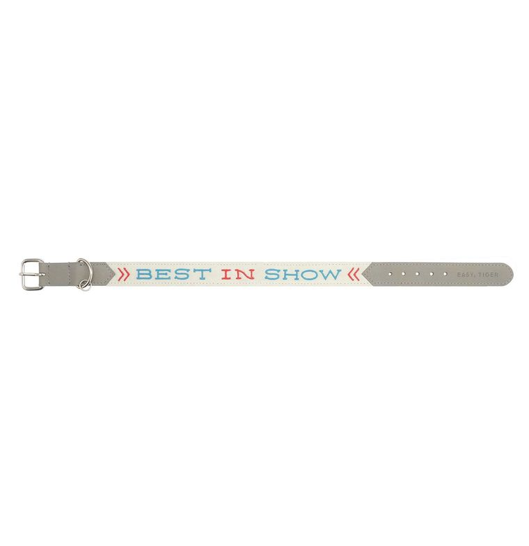 Best in Show Dog Collar - Large