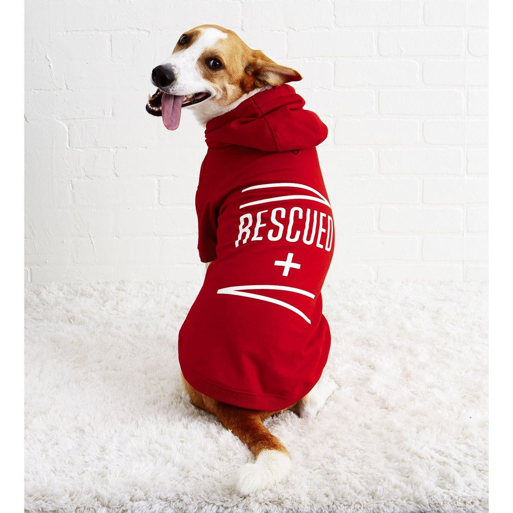 Rescued Dog Hoodie