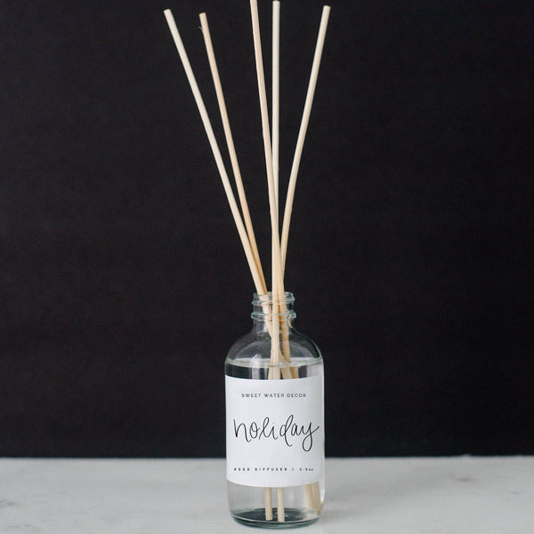 Sweet Water Decor - Holiday Reed Diffuser