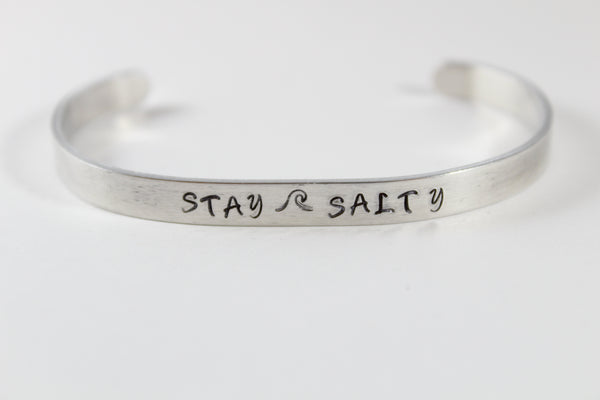 Acara's Jewelry - Stay Salty Bracelet