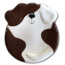 Mini Dog Dish - 3-in