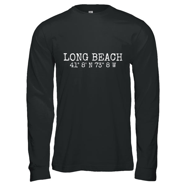 Long Beach | Long Sleeve T-Shirt