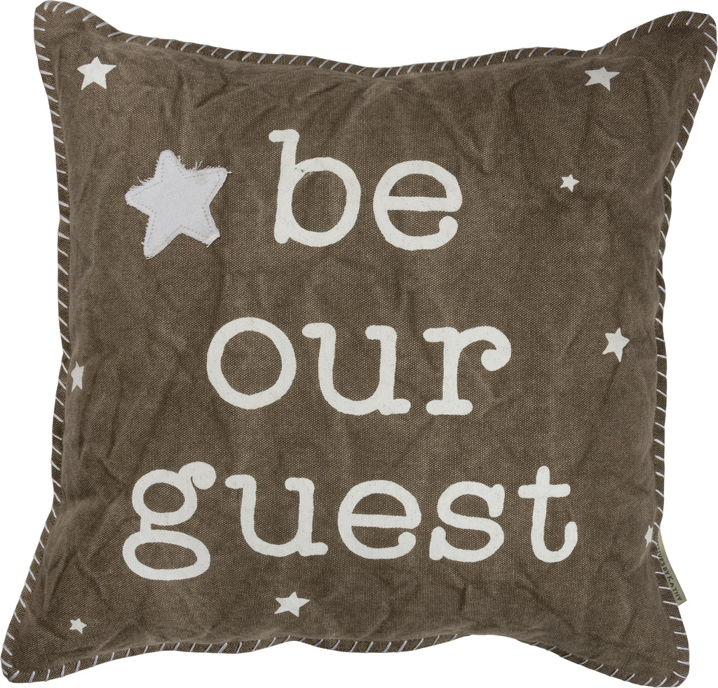 Be Our Guest | Pillow 16-in