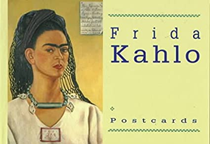 Frida Kahlo Postcard Book - Set of 30 Postcards