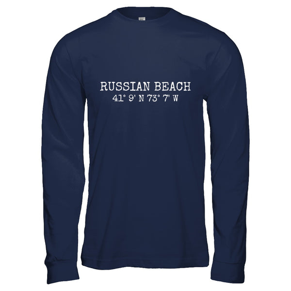 Russian Beach | Long Sleeve T-Shirt