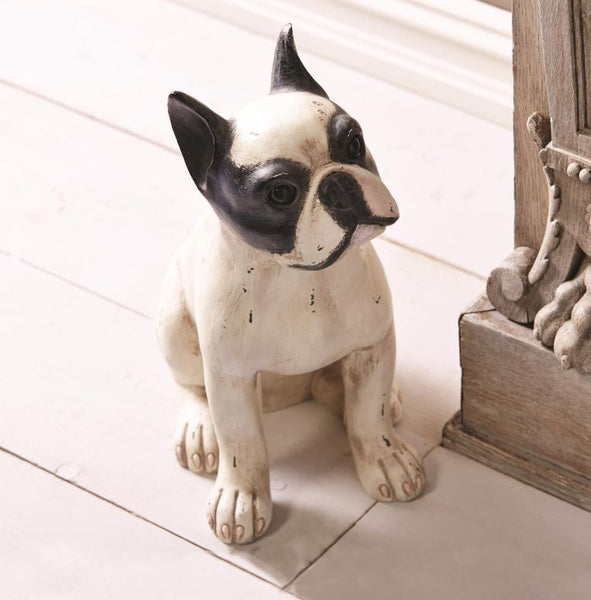 Hugo Decorative French Bulldog Statue