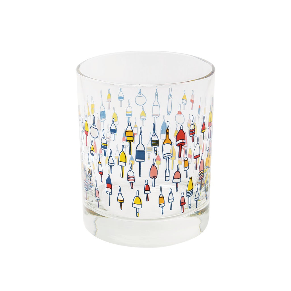 Buoys Double Old Fashioned Glass | 12-1/2-oz