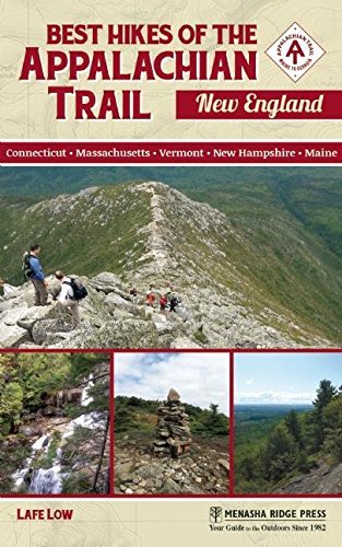 Best Hikes of the Appalachian Trail: New England - Paperback