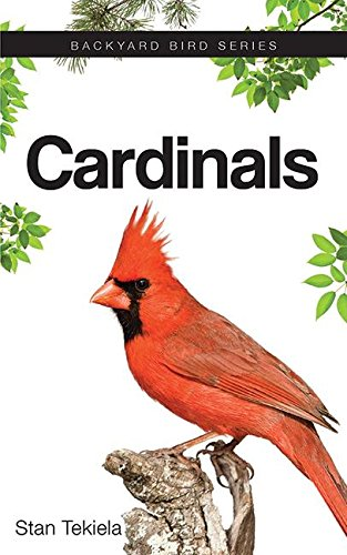 Cardinals (Backyard Bird Series) Paperback Book