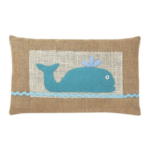 Collins Willie The Whale Pillow - Mellow Monkey