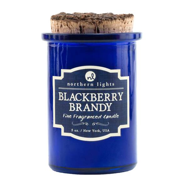 Spirit Jar Craft Cocktail Candle | Blackberry Brandy