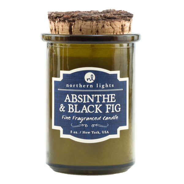 Spirit Jar Craft Cocktail Candle | Absinthe & Black Fig