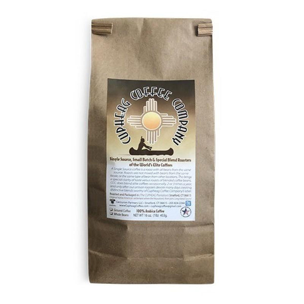 Cupheag Coffee Company - Whole Bean - ORGANIC Columbian - Planadas - Tolima - 16-oz
