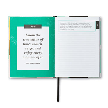 Words To Live By - A Hard Cover 52 Week Guided Journal