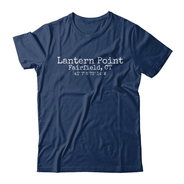 Lantern Point Fairfield CT | Unisex Fitted T-Shirt