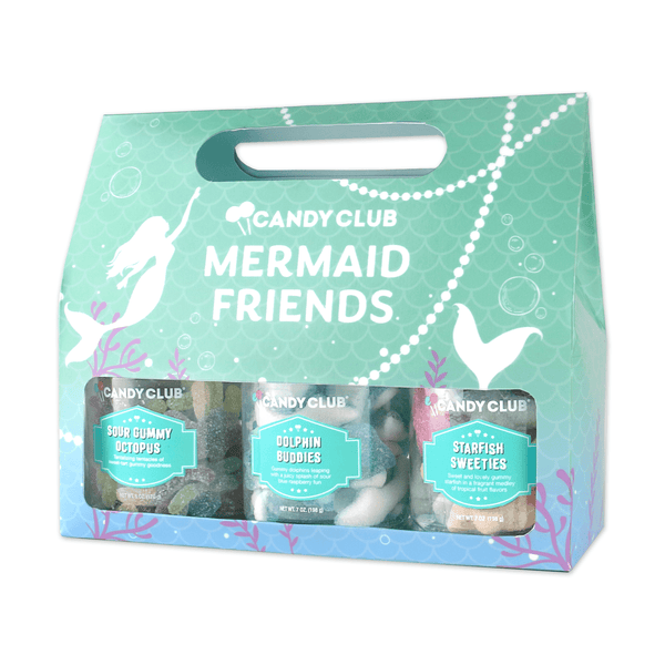 Candy Club - Mermaid Friends - Gift Set