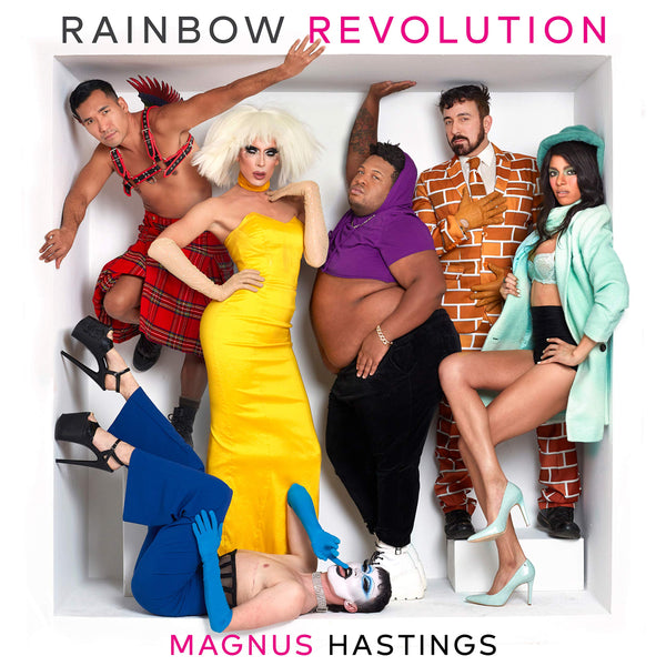 Rainbow Revolution - 300 Photos Celebrating Queer Identity - Hardcover