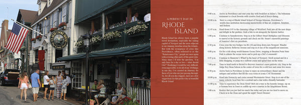 101 Things to Do in Rhode Island - Hardcover