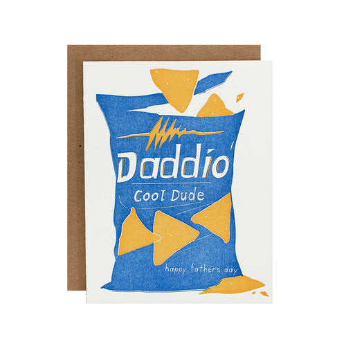 Doritos Father's Day Greeting Card