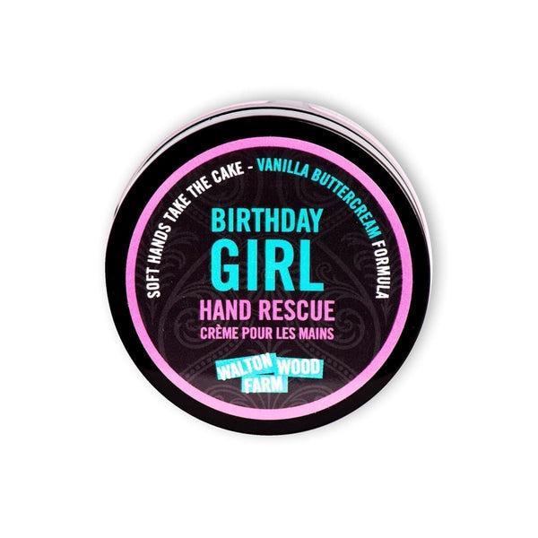 Birthday Girl Hand Rescue - Moisturizing Cream - 4-oz.
