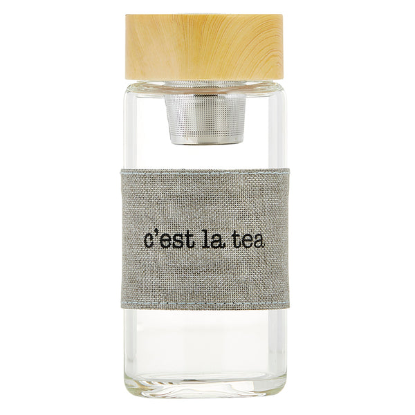 C'Est La Tea - Water Bottle Tea Infuser