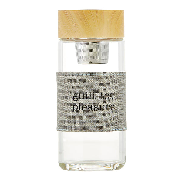 Guilt Tea - Water Bottle Tea Infuser