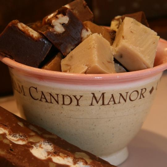 Chatham Candy Manor Boxed Fudge - 1/2 Pound
