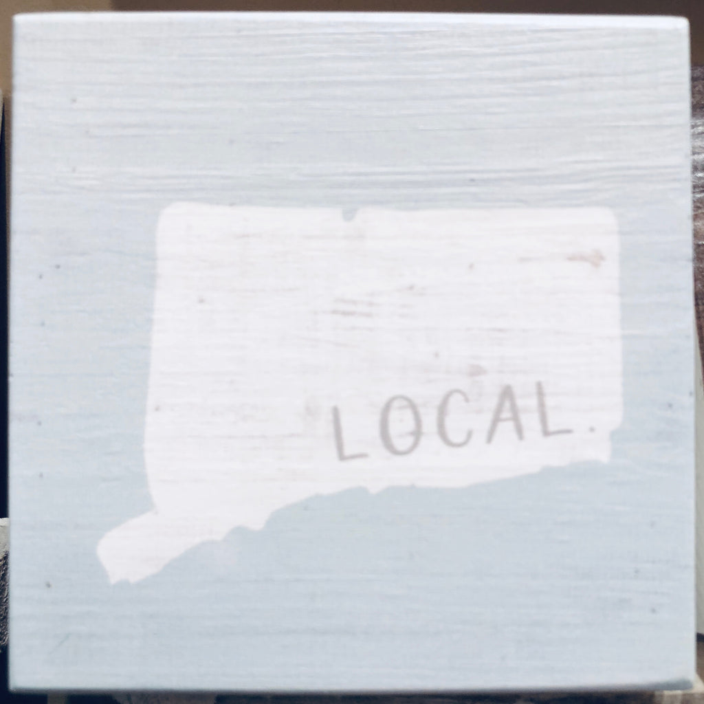 LOCAL - Connecticut Shelf Sitter - 5-1/4-in
