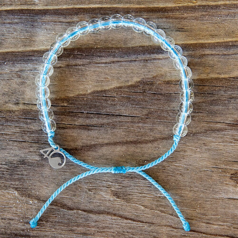 4Ocean Jellyfish Periwinkle Limited Edition Bracelet