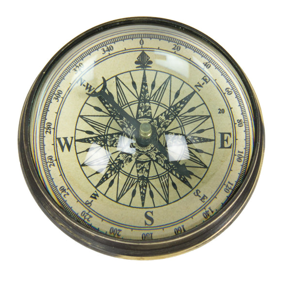 Marine Directional Desk Compass 1917 - 3-1/4-in