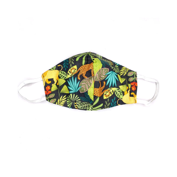 Facemasks LA - Child's Face Mask - Jungle
