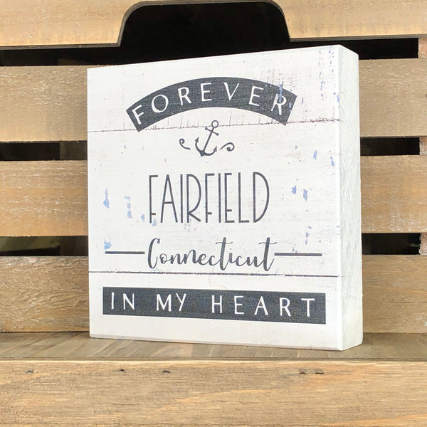 Forever In My Heart - Connecticut with Town