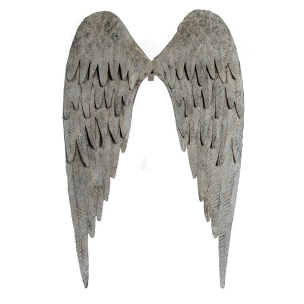 Vintage Angel Wings - Wall Decor 10-1/2-in