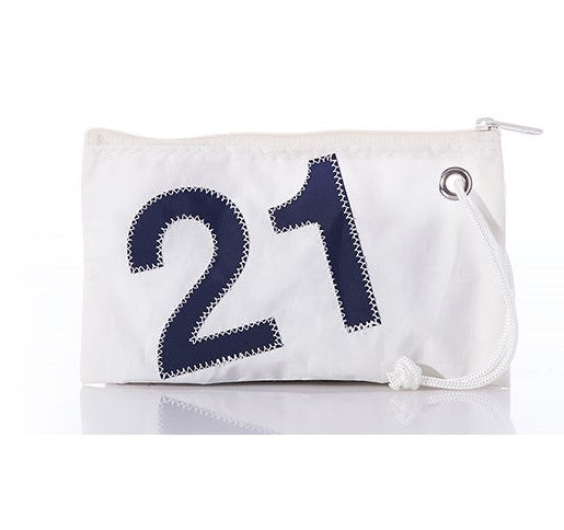 Sea Bags - 2021 Graduation Wristlet - Navy