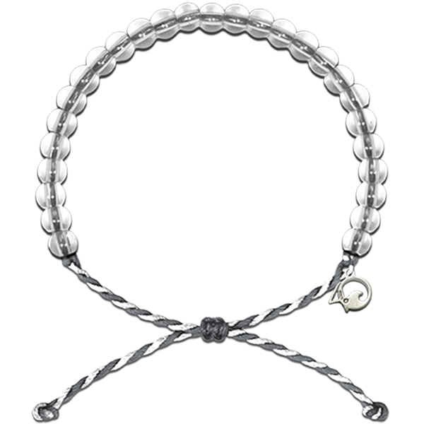 The 4Ocean Bracelet | Grey and White Shark Limited Edition