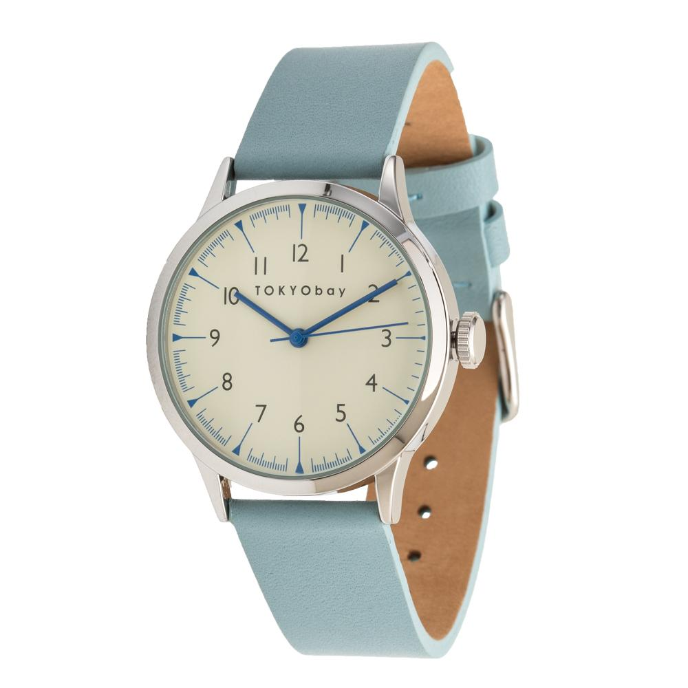 TOKYOBay Small Scala Ladies Wrist Watch | Light Blue