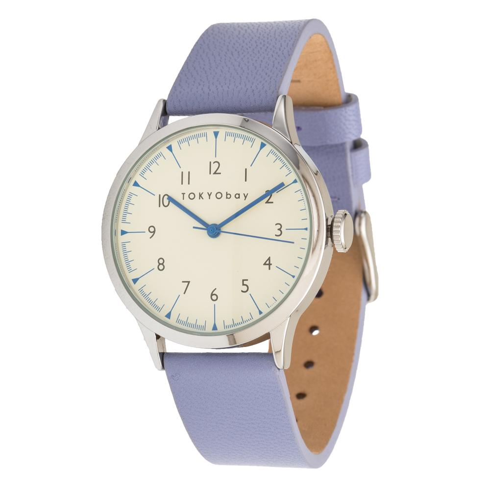 TOKYOBay Small Scala Ladies Wrist Watch | Violet