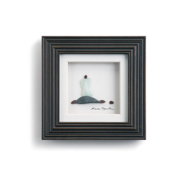 Sharon Nowlan Collection - The Angel Wall Art - 6-in