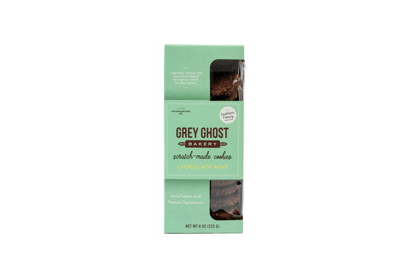 Grey Ghost Bakery - Chocolate Mint 8oz Bag