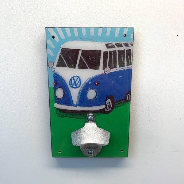 VWBUS Bottle Opener - Made in Connecticut
