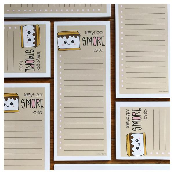 S'more Notepad