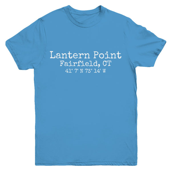 Lantern Point Fairfield CT | Youth and Toddler Unisex T-Shirts