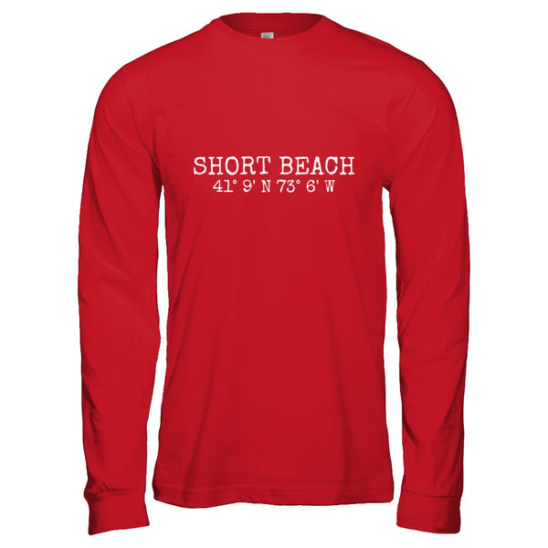 Short Beach | Long Sleeve T-Shirt
