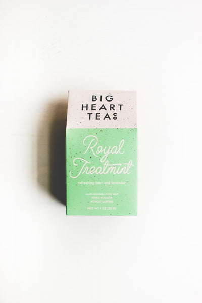 Big Heart Tea Co | Royal Treatmint