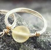 Boem Jewelry - Citrine Ring