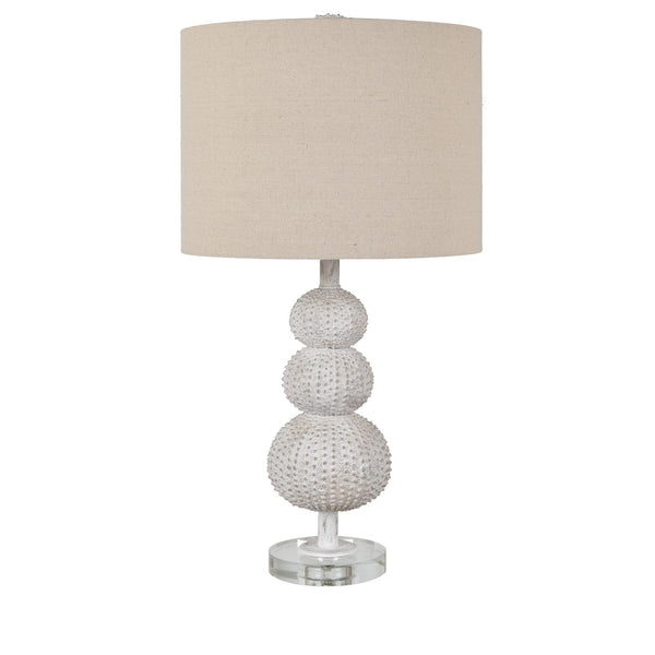 Sea Urchin Table Lamp 28-in